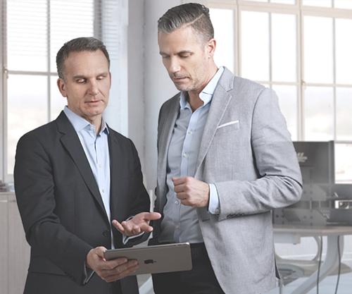 Team modern heads executive search